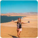 Alleen reizen Zuid Amerika