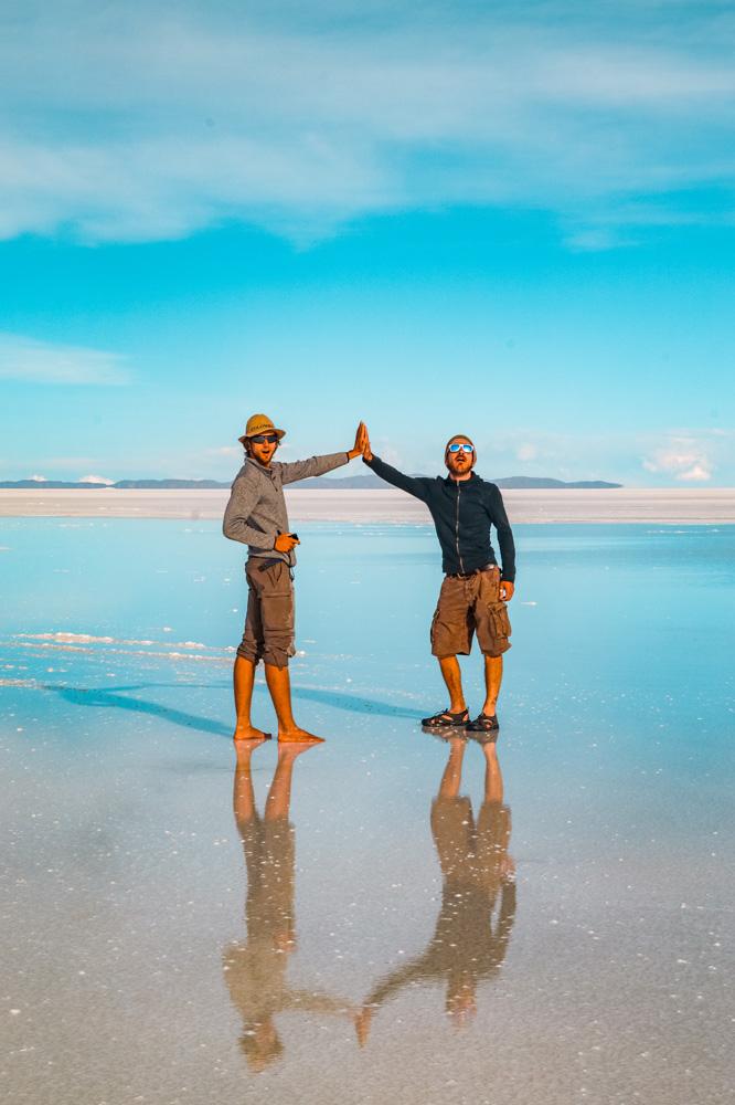 Uyuni 11 1 klein - Dit zijn de hoogtepunten van Bolivia