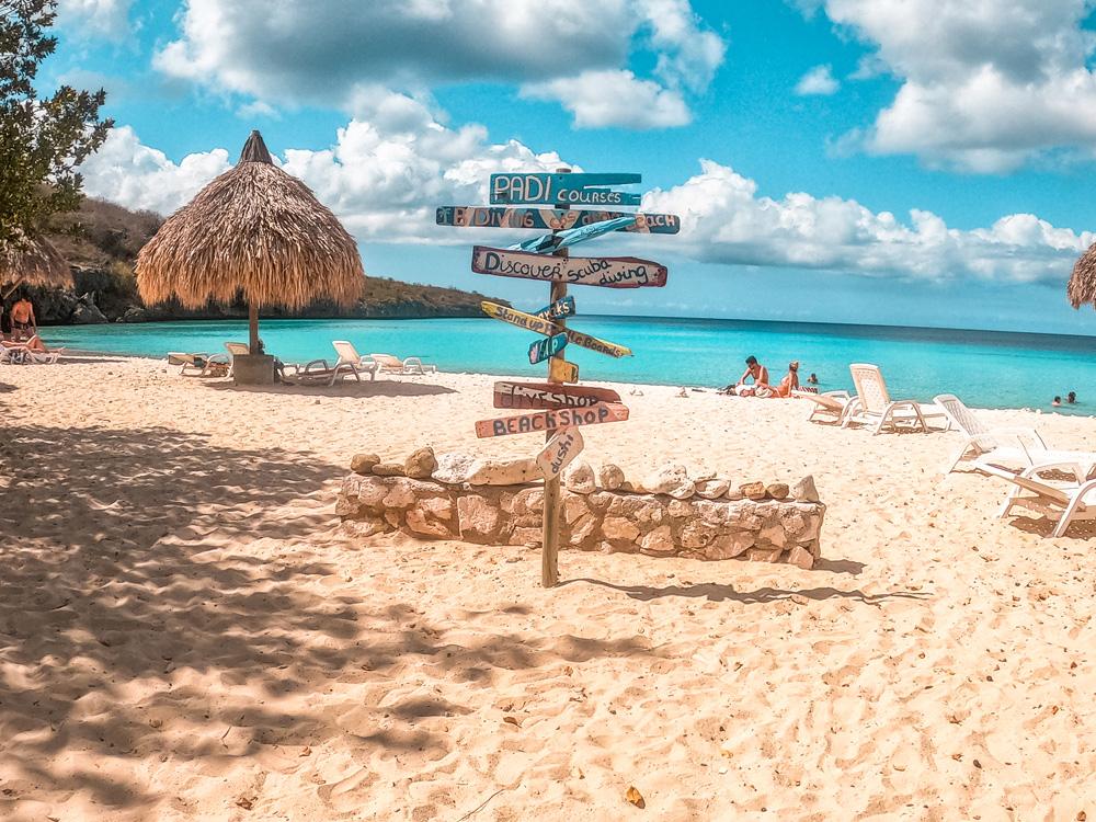 Cas abou 1 klein - De stranden van Curaçao die je niet mag overslaan