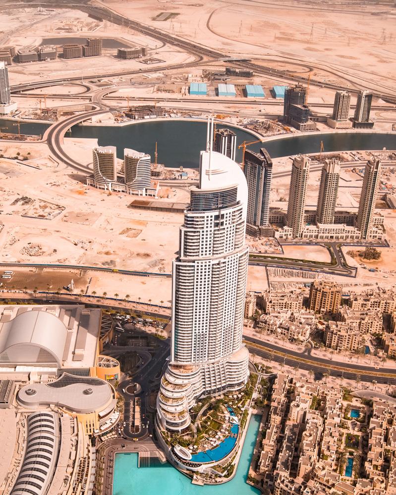 1 Burj khalifa  DSC2235 1 klein - 10x dingen die je moet doen in Dubai