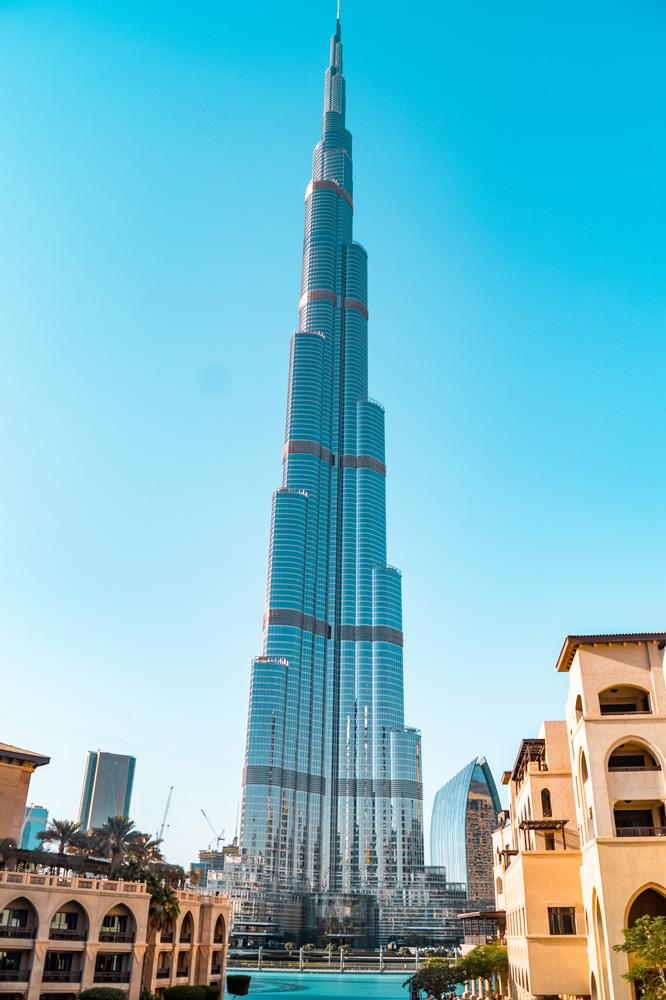 1 burj Kh 1 klein - 10x dingen die je moet doen in Dubai
