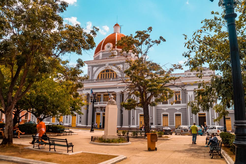 Cienfuegos 1 klein - Dit zijn de hoogtepunten van Cuba