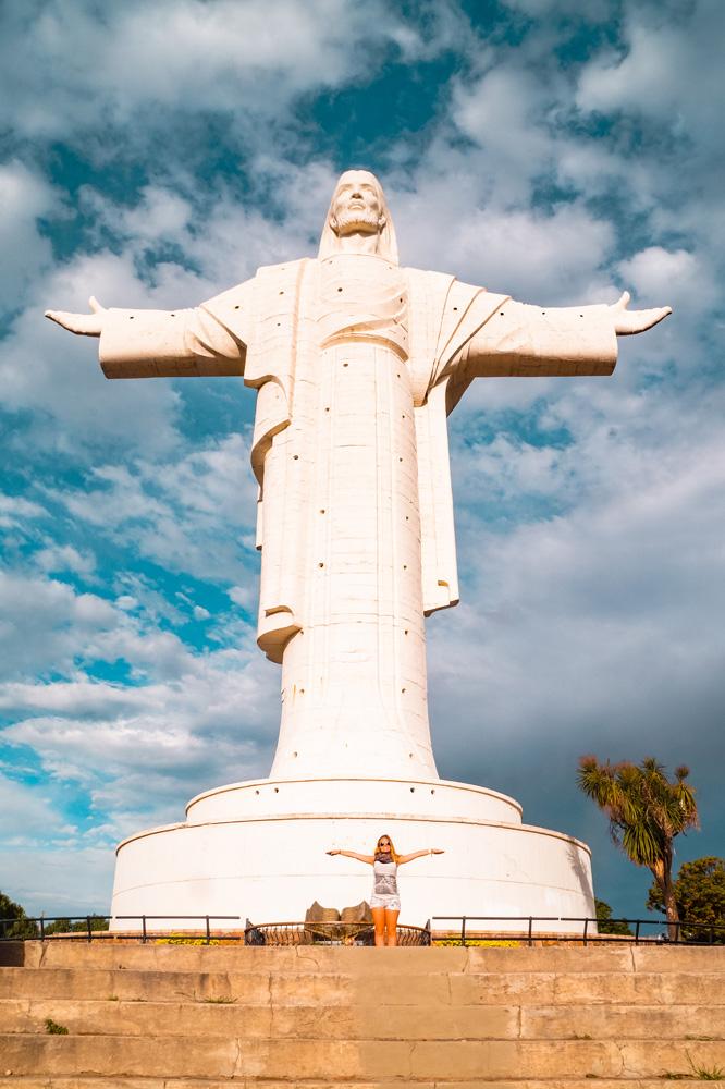 Cochabamba 1 klein - Weetje: de bekendste Christusbeelden van Zuid-Amerika