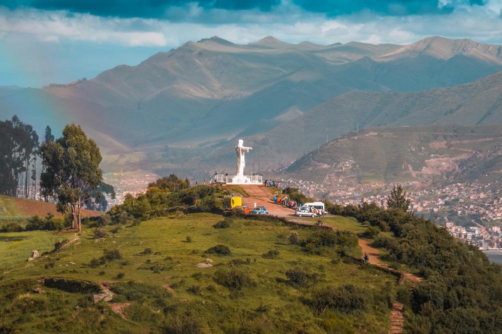 Cusco3 1 klein - Weetje: de bekendste Christusbeelden van Zuid-Amerika