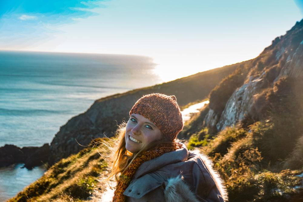 DSC01491 1 klein - Wandelen over de kliffen van Ierland: de Howth Cliff Walk