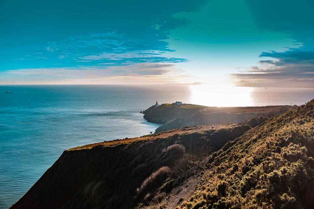 DSC01501 1 klein 1 - Wandelen over de kliffen van Ierland: de Howth Cliff Walk