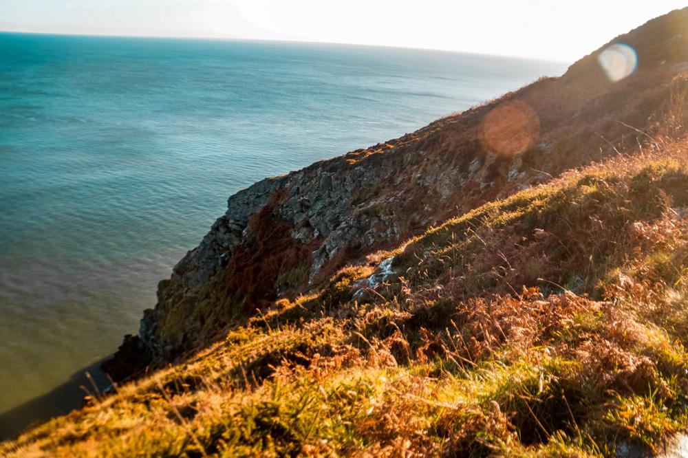 DSC02133 1 klein - Wandelen over de kliffen van Ierland: de Howth Cliff Walk