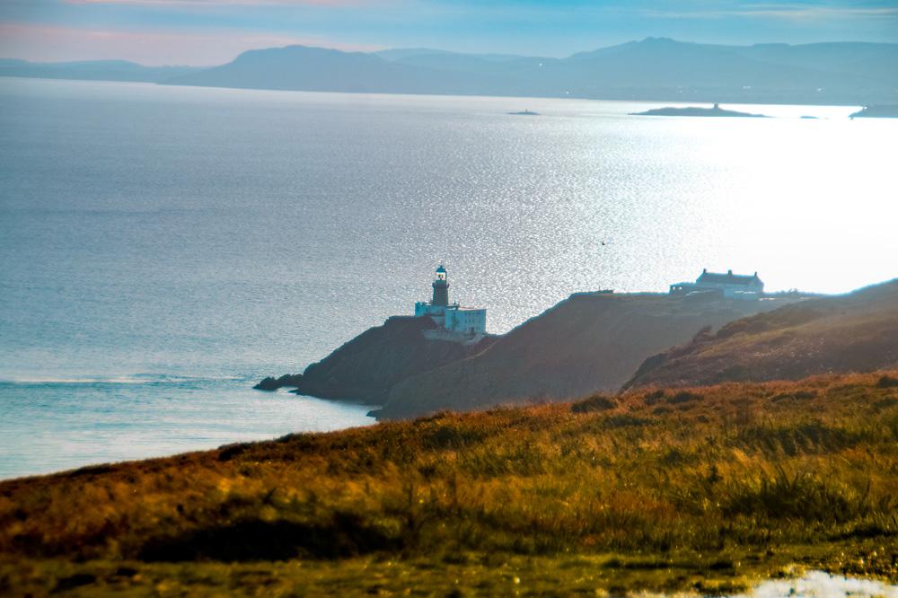 Howth 2 klein - Wandelen over de kliffen van Ierland: de Howth Cliff Walk