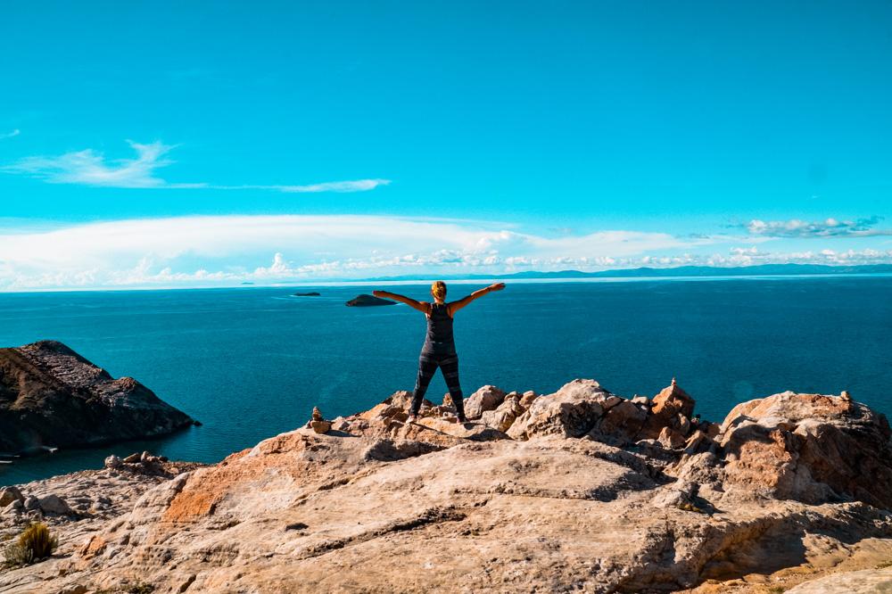 Isla del sol 4 1 klein - Dit zijn de hoogtepunten van Bolivia