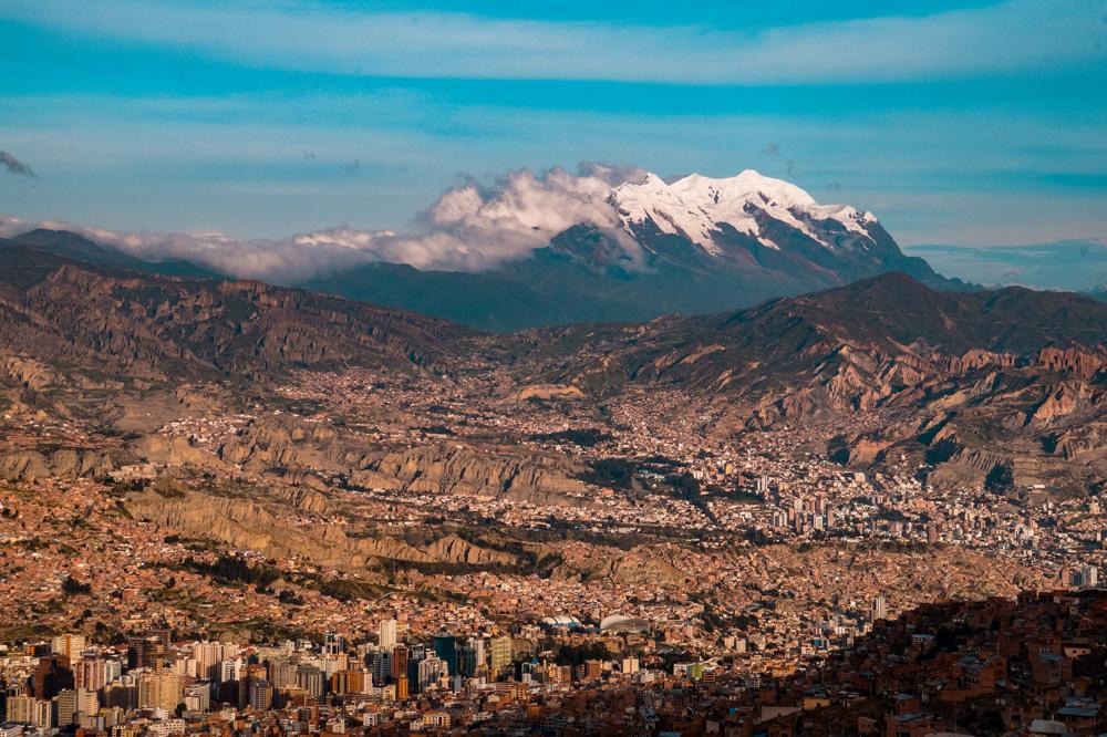 La Paz 2 1 klein - Dit zijn de hoogtepunten van Bolivia