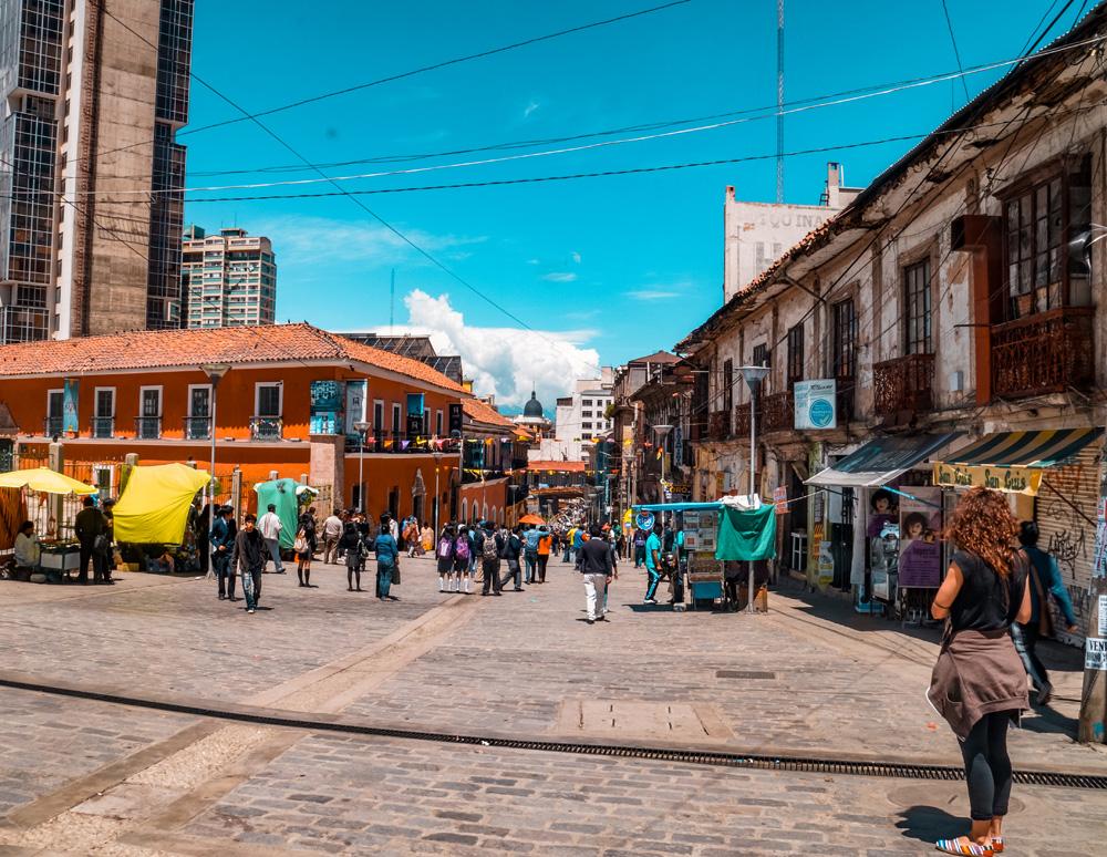 La Paz 6 1 klein - Handige dingen om te weten als je naar Bolivia reist