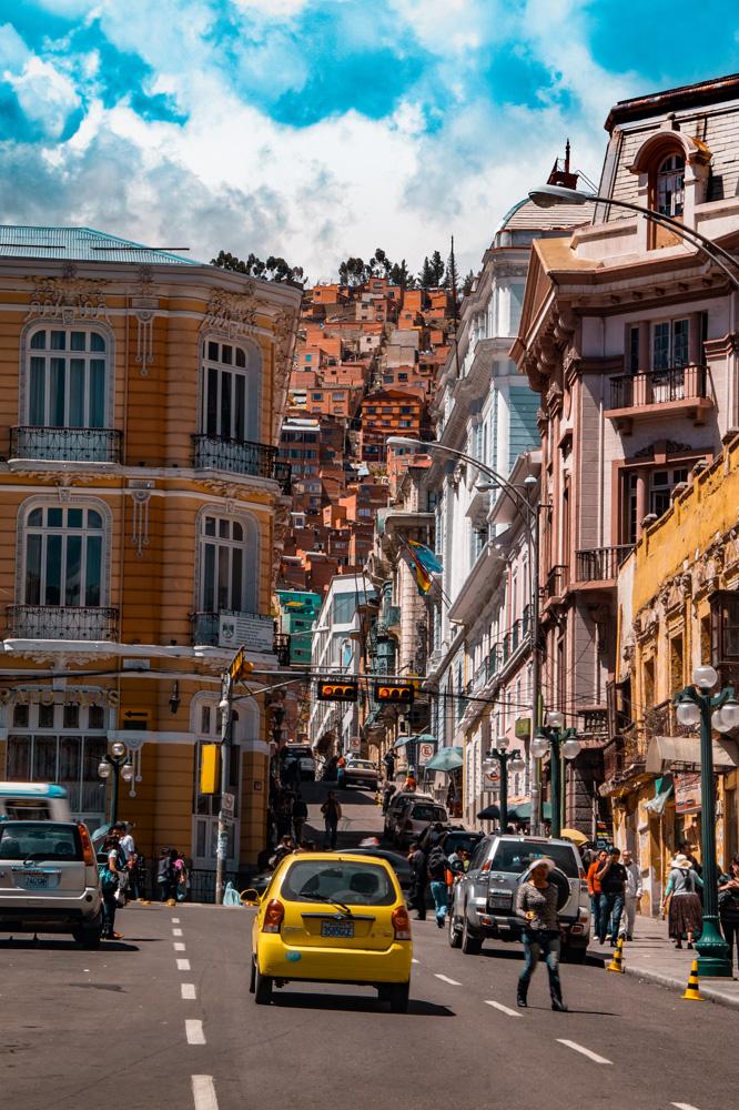 La paz 1 2 klein - Dit zijn de hoogtepunten van Bolivia