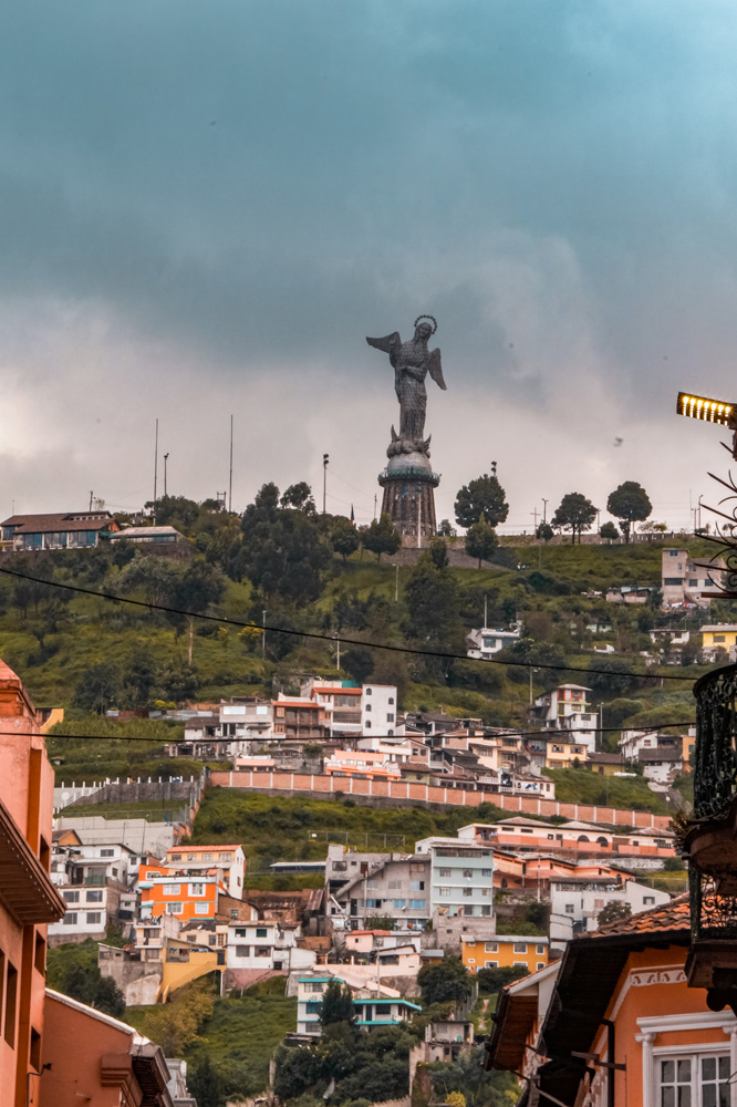 Quito 1 klein - Weetje: de bekendste Christusbeelden van Zuid-Amerika