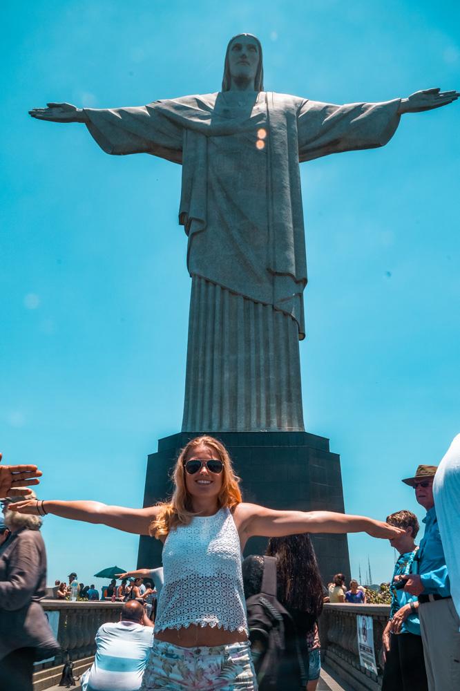 Rio 2 1 klein - Weetje: de bekendste Christusbeelden van Zuid-Amerika
