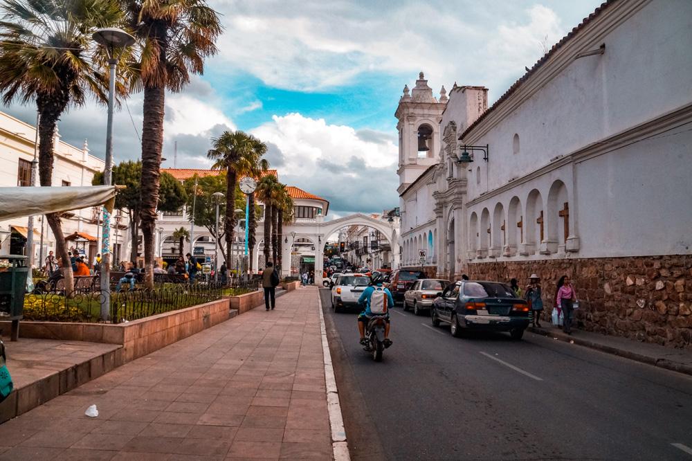 Sucre 6 1 klein - Dit zijn de hoogtepunten van Bolivia