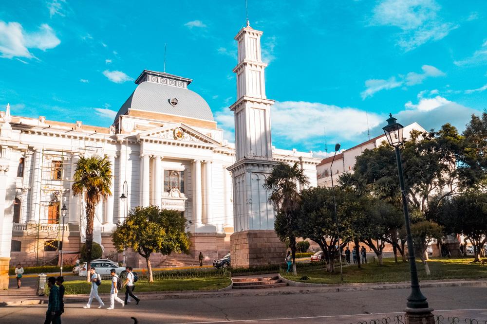Sucre 7 1 klein - Handige dingen om te weten als je naar Bolivia reist