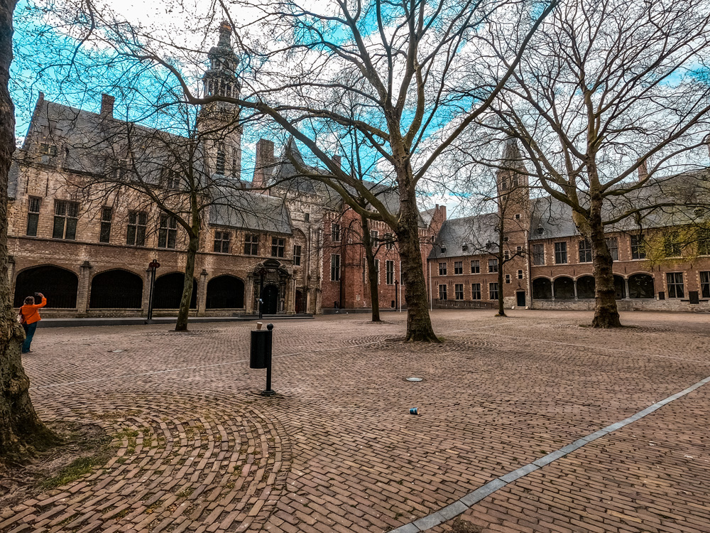 Abdij middelburg klein 1 - De 7 mooiste gebouwen van Middelburg in foto's