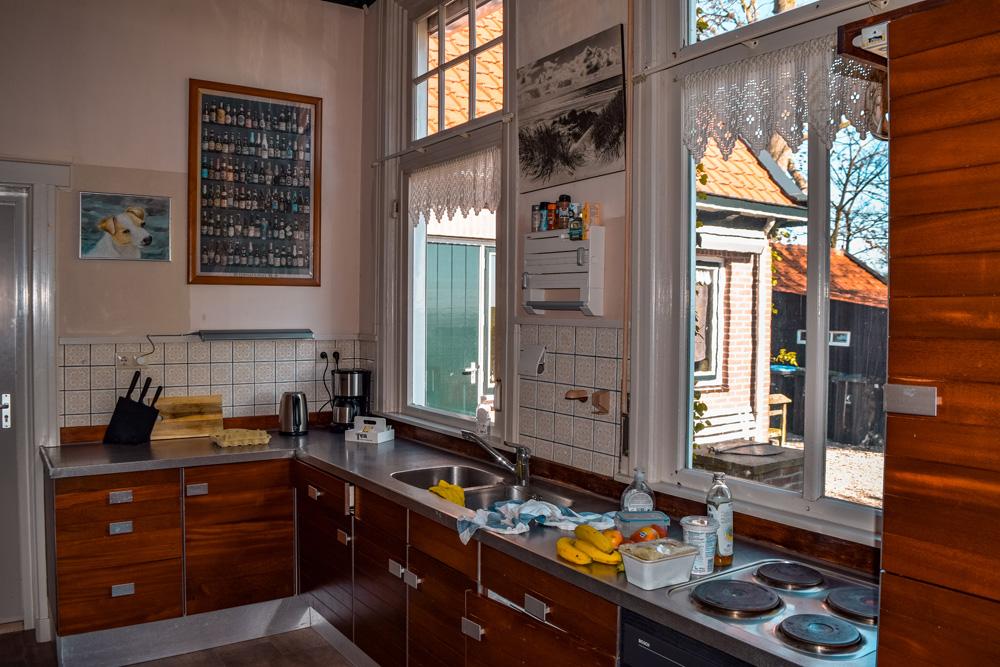 Huize Adriana Wolphaartsdijk klein 8 - Slapen in het huis van boer Bastiaan van Boer zoekt Vrouw? Het kan!