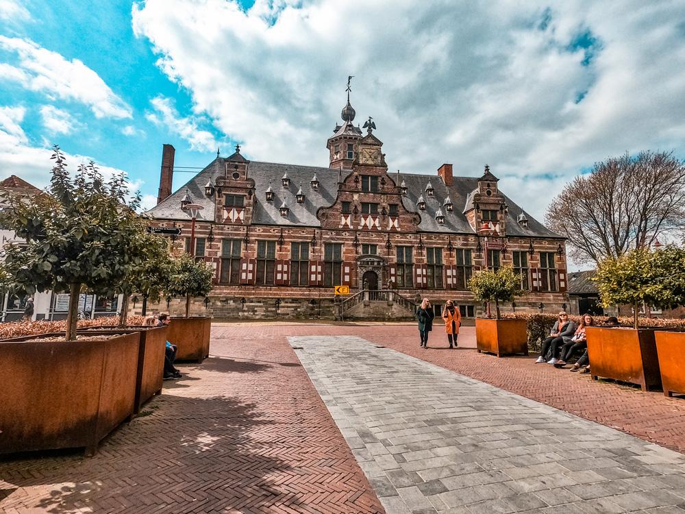 Kloveniersdoelen middelburg klein - De 7 mooiste gebouwen van Middelburg in foto's