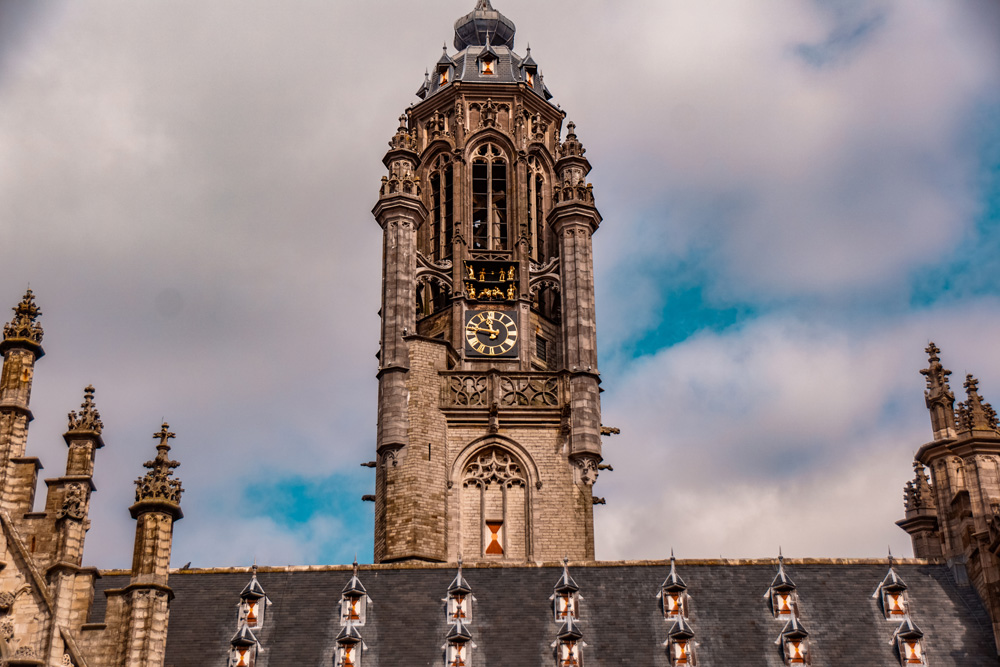 Stadhuis middelburg klein - De 7 mooiste gebouwen van Middelburg in foto's