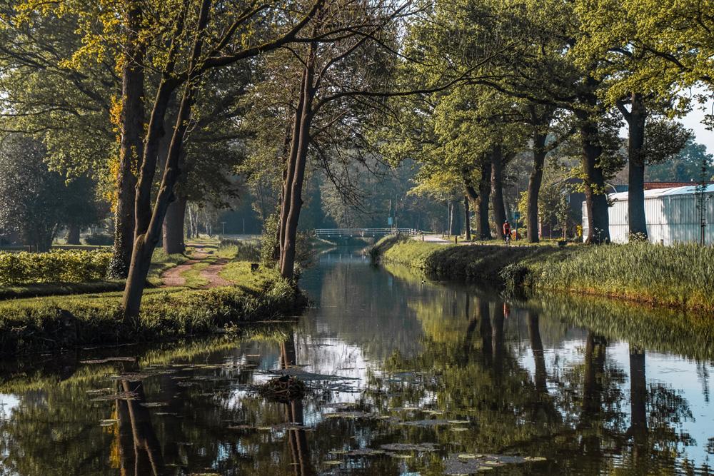 Wandeling Helenaveen klein 1 - Wandelroute Limburg: door de Mariapeel bij Helenaveen