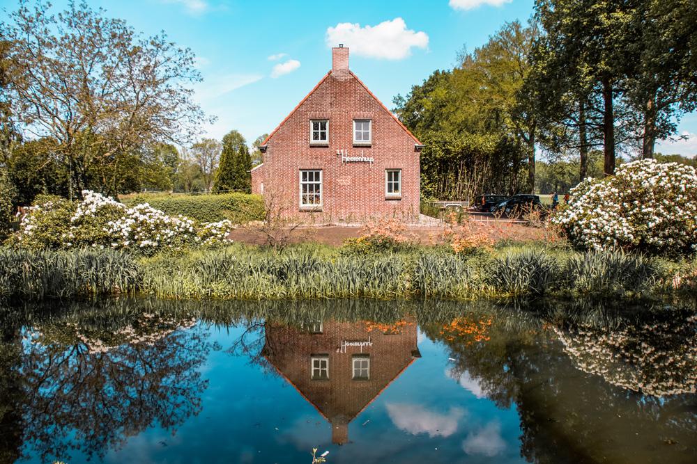 Wandeling Helenaveen klein 2 - Wandelroute Limburg: door de Mariapeel bij Helenaveen