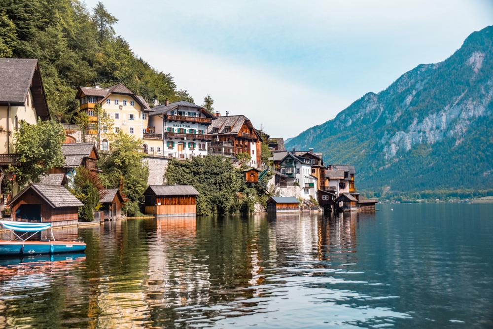 Hallstatt klein 2 - Dit zijn de leukste bestemmingen in Oostenrijk
