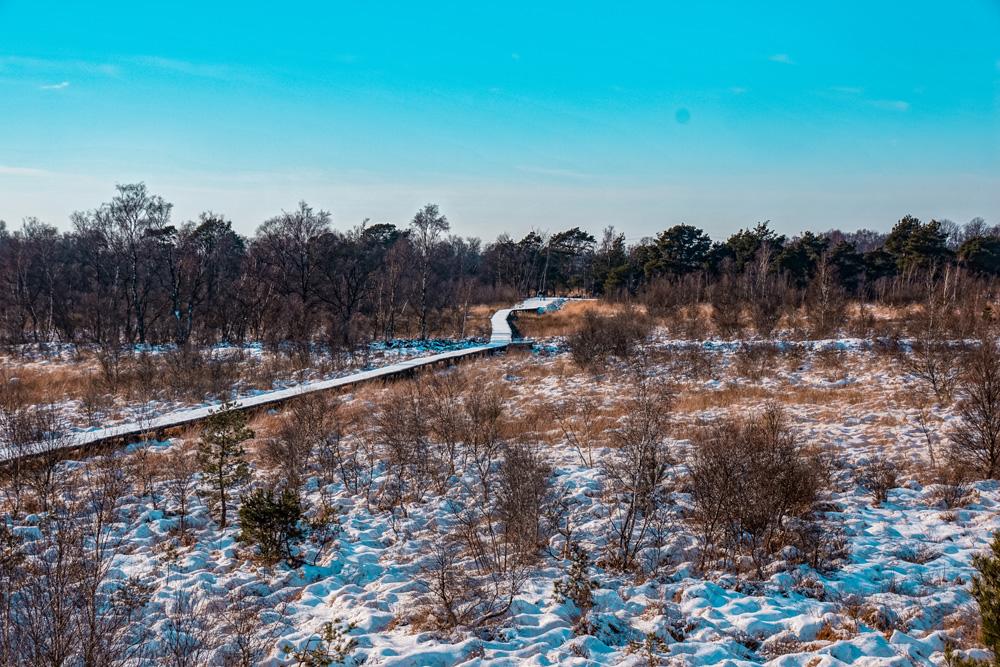 Nationaal park de groote peel 3 klein - Handige websites en apps voor wandelroute inspiratie