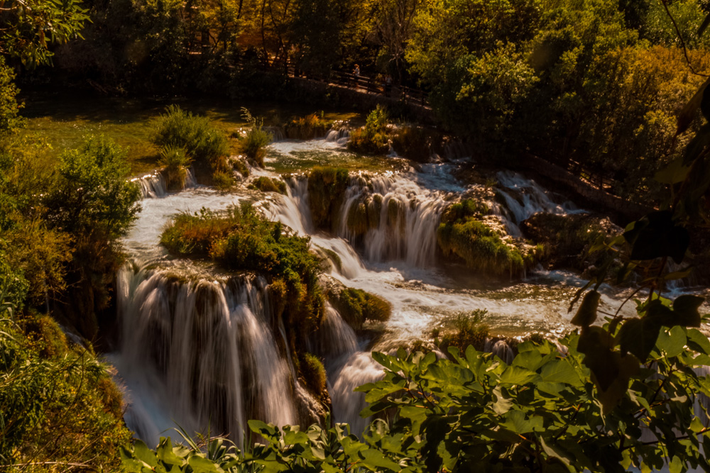 Kroatie Krka - Kroatië: het land van leuke vissersdorpjes en prachtige watervallen