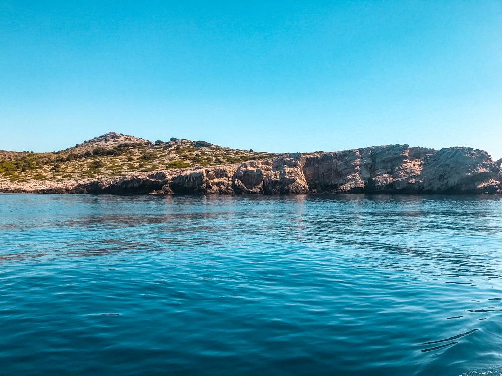 Kroatie kornati NP 4 - Kroatië: het land van leuke vissersdorpjes en prachtige watervallen