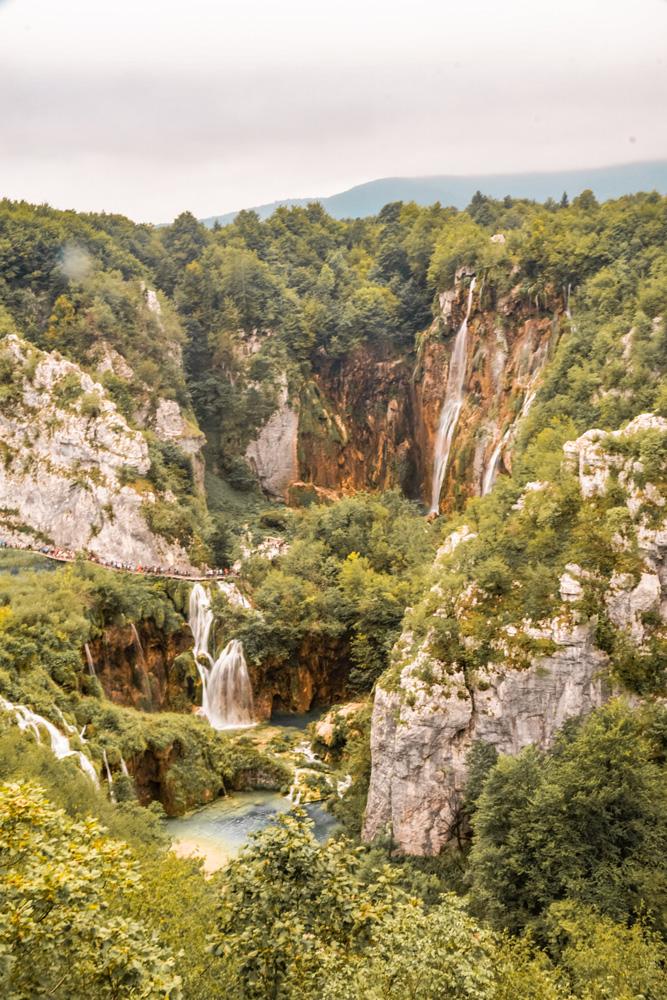 Kroatie plitvice meren 2 - Kroatië: het land van leuke vissersdorpjes en prachtige watervallen