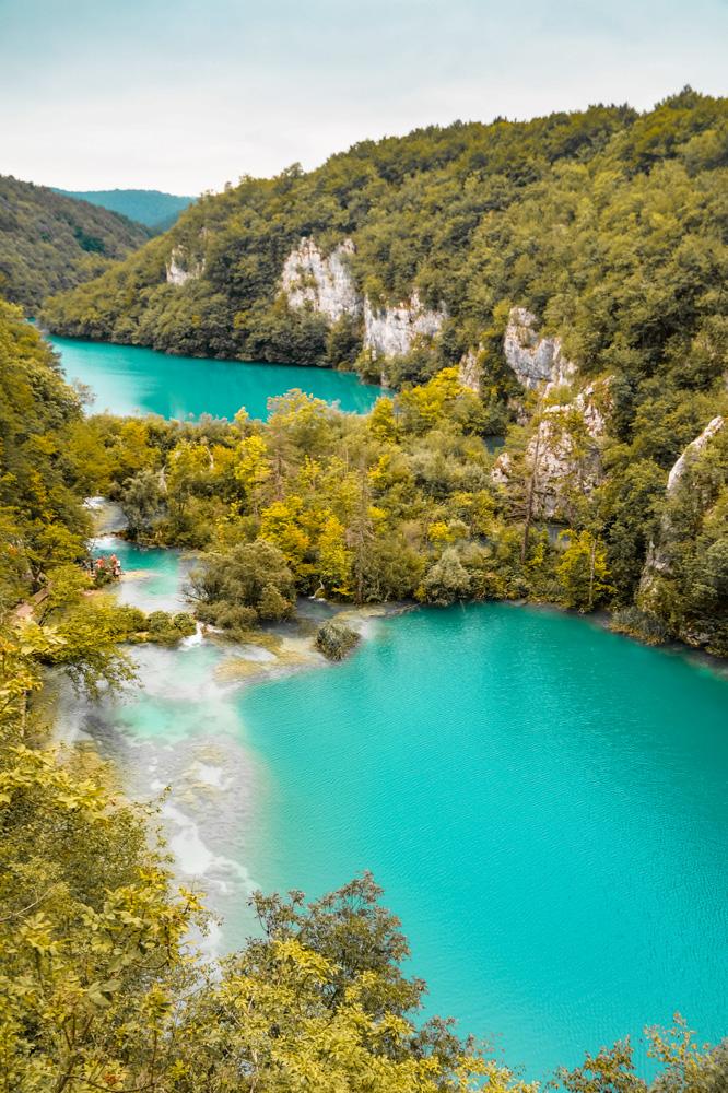 Kroatie plitvice meren 3 - Kroatië: het land van leuke vissersdorpjes en prachtige watervallen