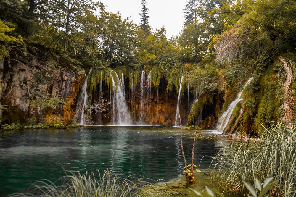 Kroatie plitvice meren 4 - Kroatië: het land van leuke vissersdorpjes en prachtige watervallen