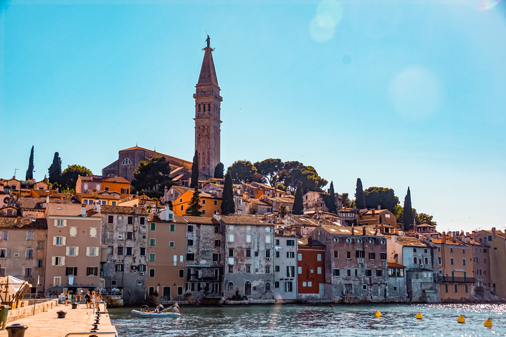 Rovinj kroatie - Kroatië: het land van leuke vissersdorpjes en prachtige watervallen