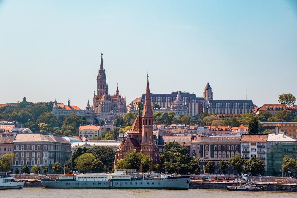 Boedapest bezienswaardigheden - 24 uur in Boedapest: bezienswaardigheden en tips