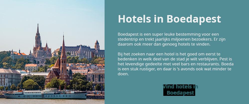 Hotels - 24 uur in Boedapest: bezienswaardigheden en tips