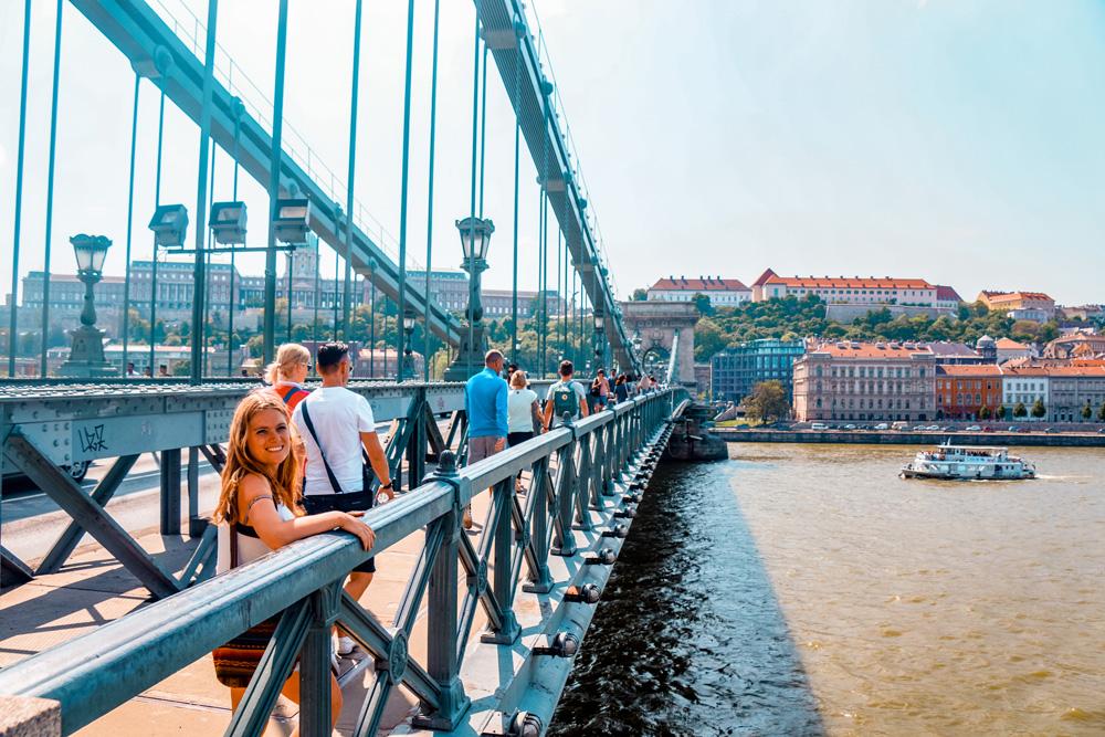 Kettingbrug Boedapest 2 - 24 uur in Boedapest: bezienswaardigheden en tips