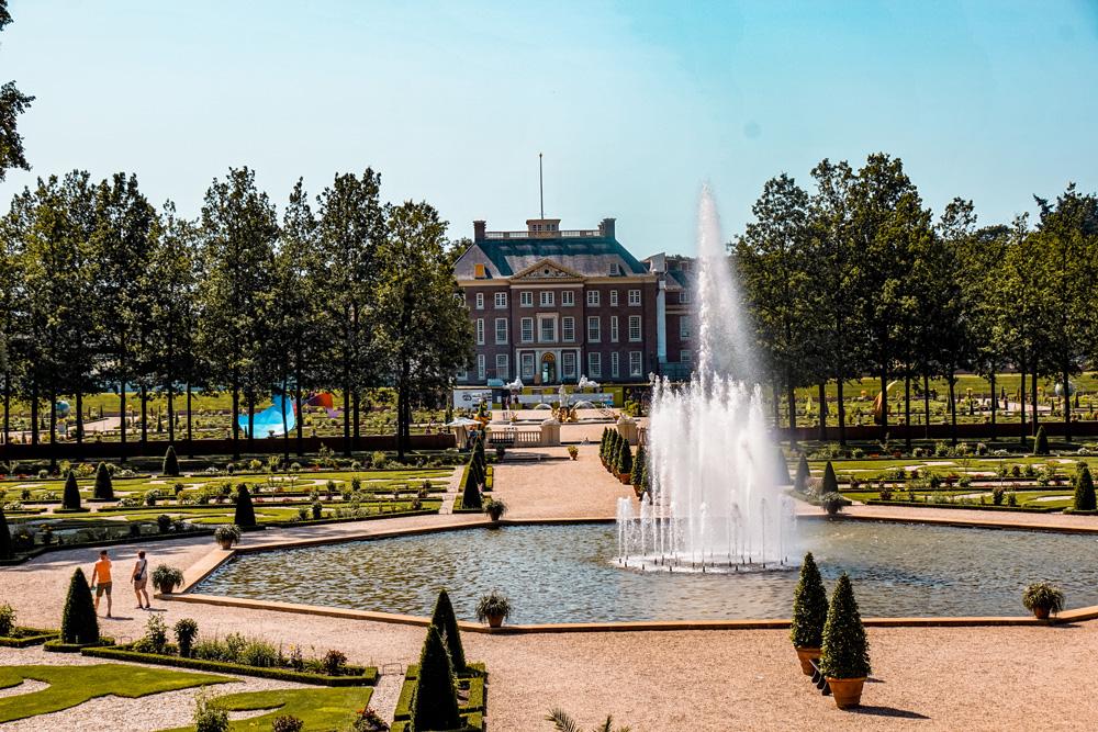 bezienswaardigheden tips Apeldoorn Paleis het Loo 5 - Wat te doen in Apeldoorn en omgeving