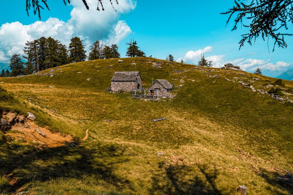 Hiken Ortameer Alpe Colmine 2 - Ortameer en Lago Maggiore:  de mooiste hiking routes