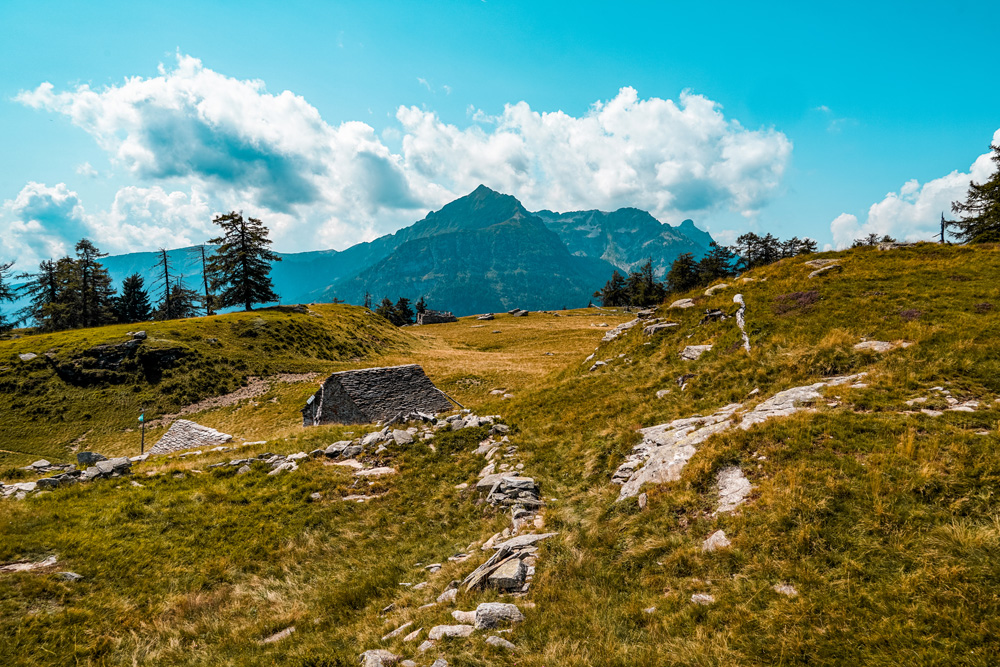 Hiken Ortameer Alpe Colmine 6 - Ortameer en Lago Maggiore:  de mooiste hiking routes