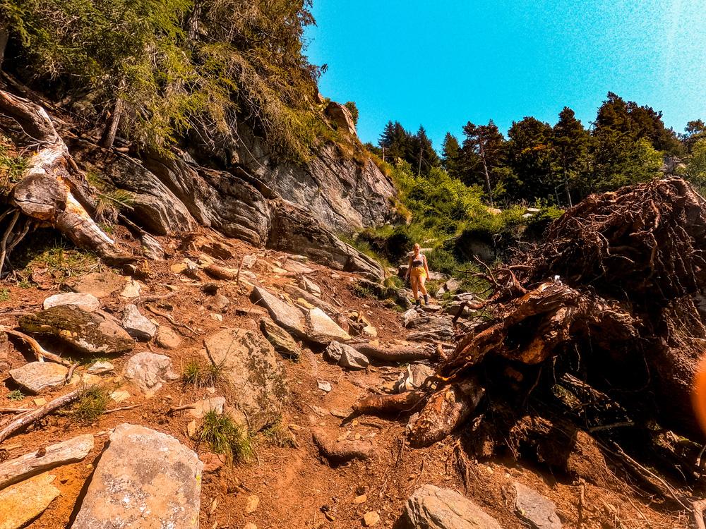 Hiken Ortameer Alpe Colmine 9 - Ortameer en Lago Maggiore:  de mooiste hiking routes