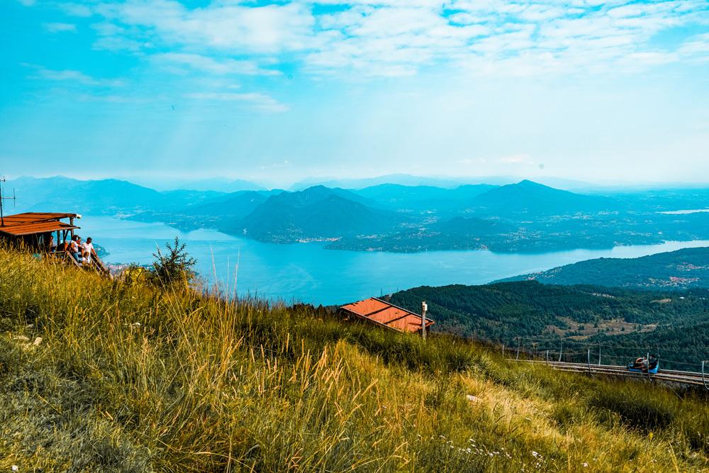 Hiken Ortameer Mottarone 2 - Ortameer en Lago Maggiore:  de mooiste hiking routes
