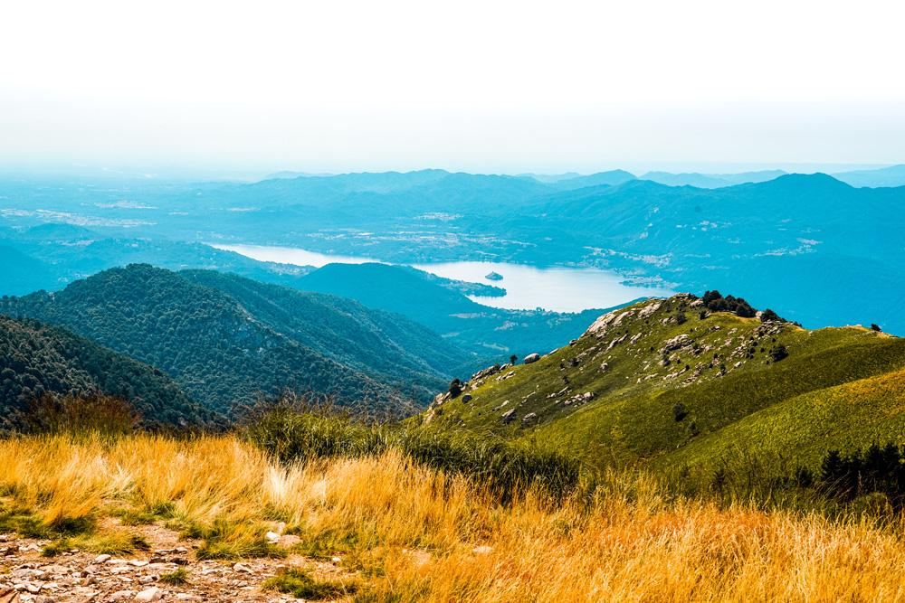 Hiken Ortameer Mottarone 3 - Ortameer en Lago Maggiore:  de mooiste hiking routes