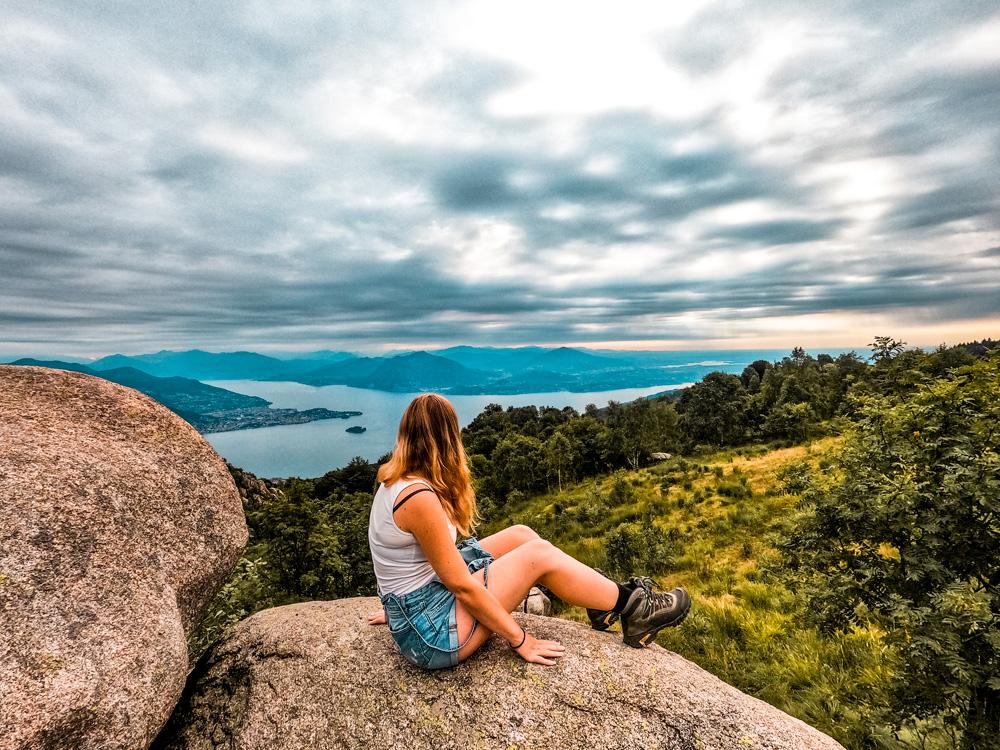Hiken Ortameer Mottarone 7 - Ortameer en Lago Maggiore:  de mooiste hiking routes