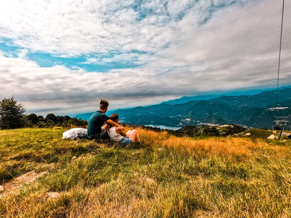 Hiken Ortameer Mottarone 8 - Ortameer en Lago Maggiore:  de mooiste hiking routes