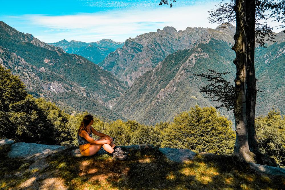 Hiken Ortameer Val Grande 3 - Ortameer en Lago Maggiore:  de mooiste hiking routes