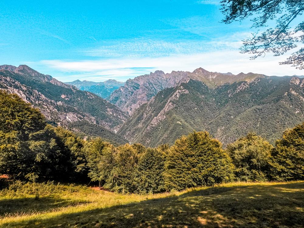 Hiken Ortameer Val Grande 7 - Ortameer en Lago Maggiore:  de mooiste hiking routes