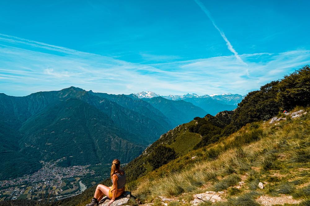 Hiken Ortameer Val Grande - Ortameer en Lago Maggiore:  de mooiste hiking routes
