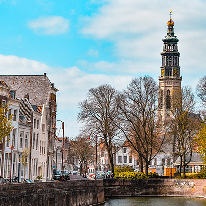 Mooiste gebouwen middelburg uitgelicht - De leukste dingen om te doen in Dublin