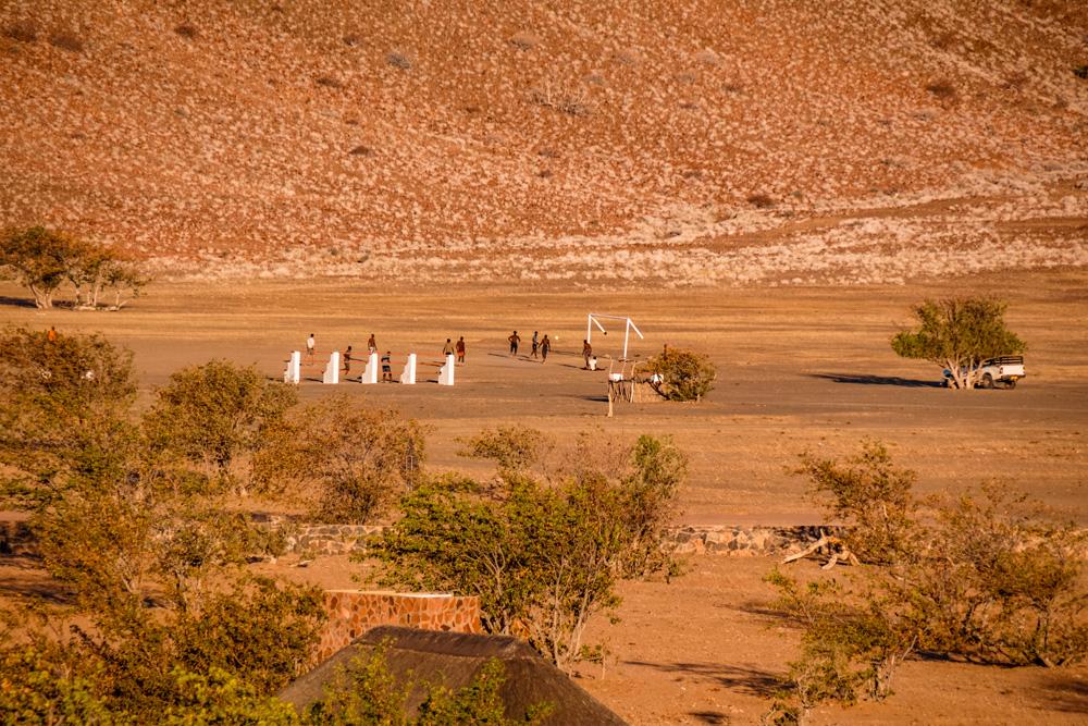 Namibie bezienswaardigheden Damaraland - Reisroute: langs de bezienswaardigheden van Namibië
